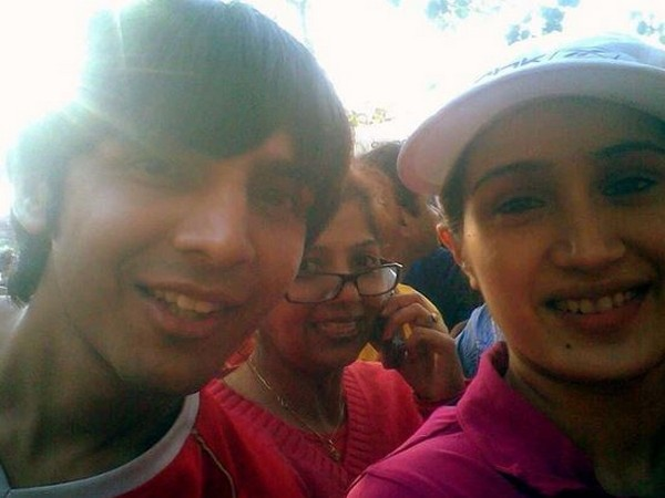 Kartik Aaryan, Sagarika Ghatge (Image courtesy: Instagram)