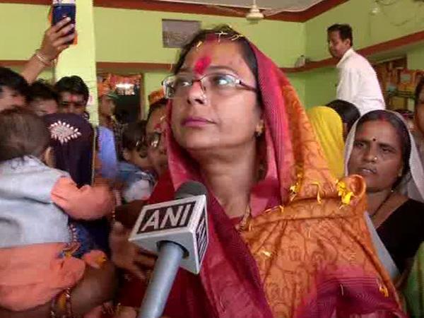 File Pic Sadhna Singh