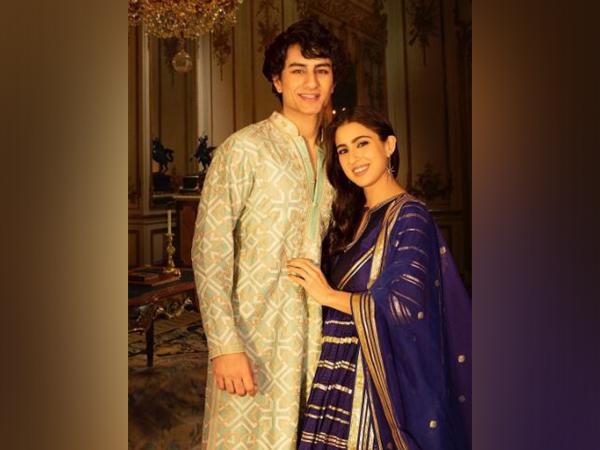 Ibrahim Ali Khan and Sara Ali Khan (Image courtesy: Instagram)