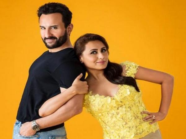 Saif Ali Khan and Rani Mukerji to share the screen space after 11 years in 'Bunty Aur Babli 2'