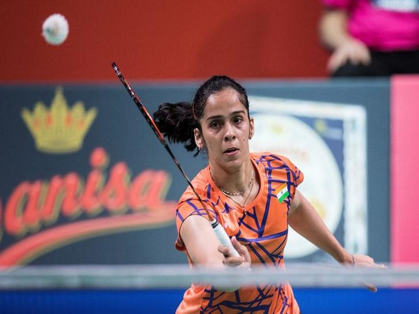 Indian shuttler Saina Nehwal [File Image]