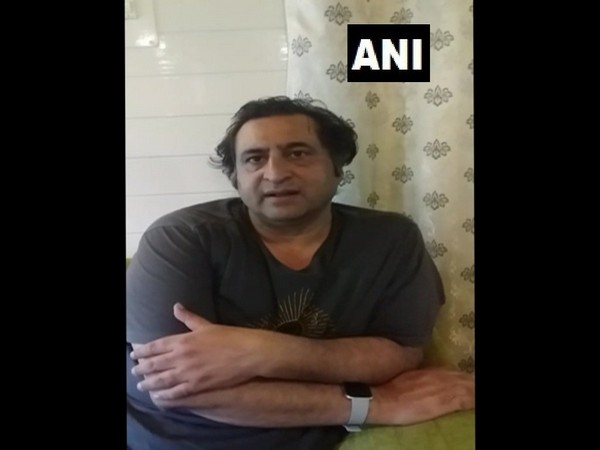 Peoples Conference leader Sajad Lone sharing his views on scrapping of Article 370