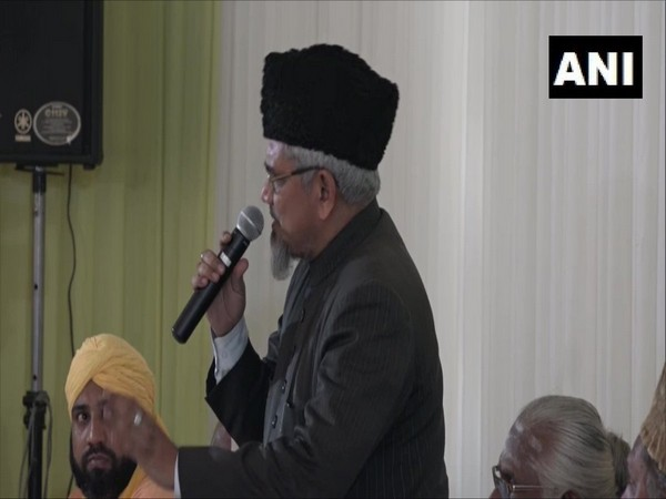 Mohd Salim Engineer of Jamaat-e-Islami Hind speaking in New Delhi on Sunday