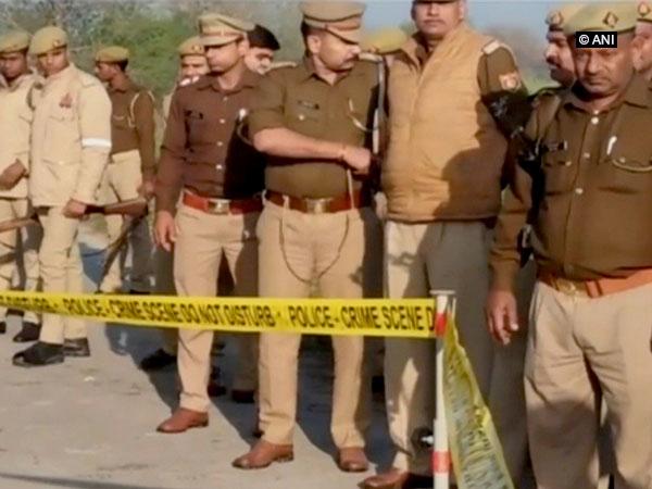 Sambhal encounter between police and animal traffickers