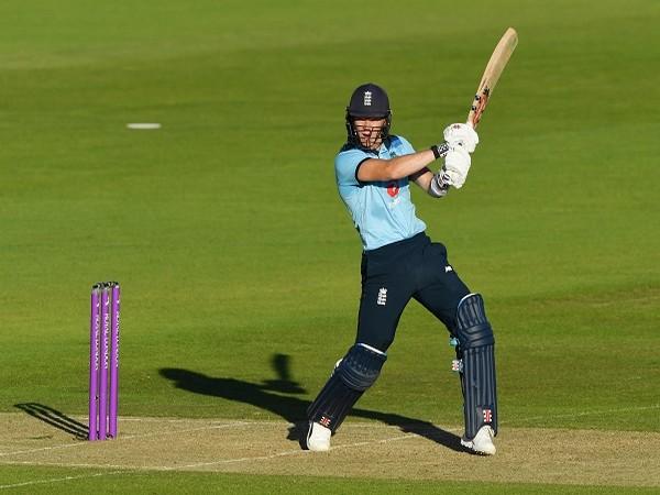 England batsman Sam Billings