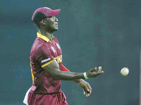 West Indies player Darren Sammy