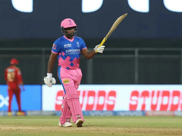 Rajasthan Royals skipper Sanju Samson (Image: BCCI/IPL)