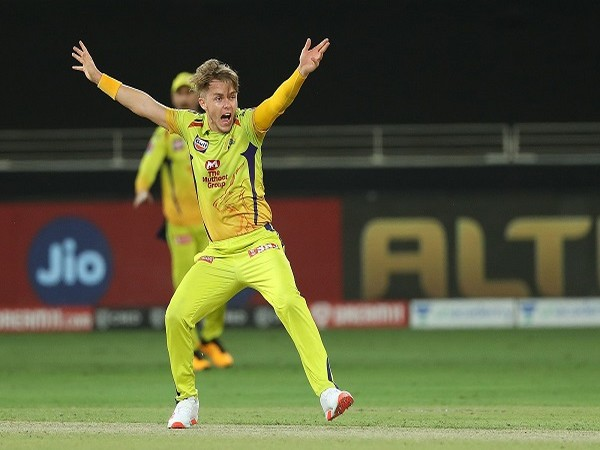 England and CSK all rounder Sam Curran (Image: BCCI/IPL)