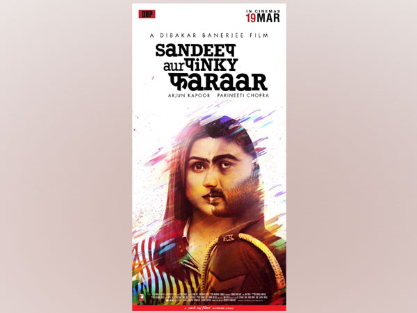 Poster of 'Sandeep Aur Pinky Faraar' (Image source: Instagram)
