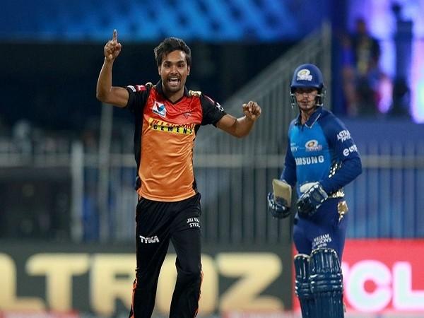 SRH pacer Sandeep Sharma (Image: BCCI/IPL)