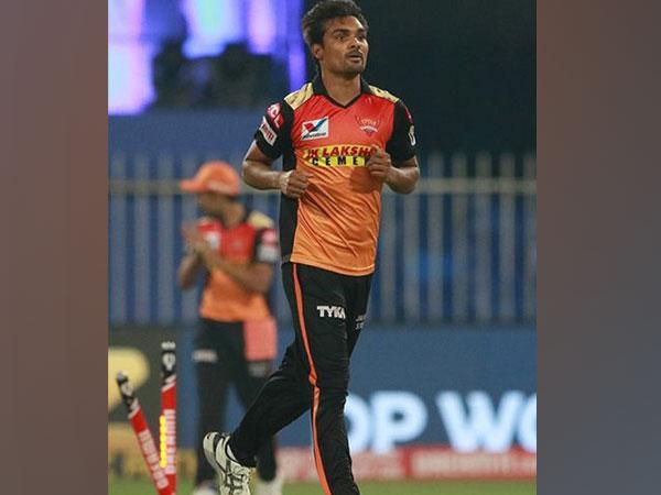 SRH bowler Sandeep Sharma (Image: BCCI/IPL)