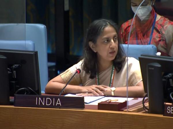 Ministry of External Affairs Secretary (West) Reenat Sandhu