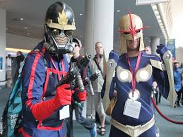 San Diego Comic-Con 2014 - Star Lord - Nova