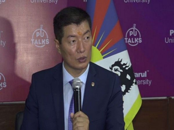 Dr Lobsang Sangay, President of the Central Tibet Administration