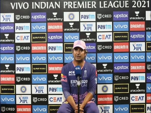 Rajasthan Royals Director of Cricket, Kumar Sangakkara (Photo/ iplt20.com)