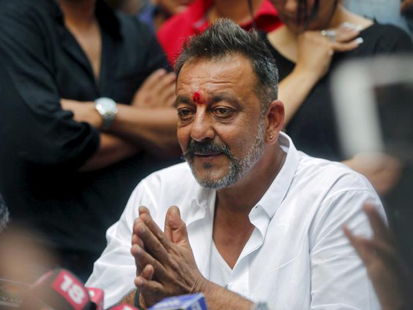 Actor Sanjay Dutt (File photo)