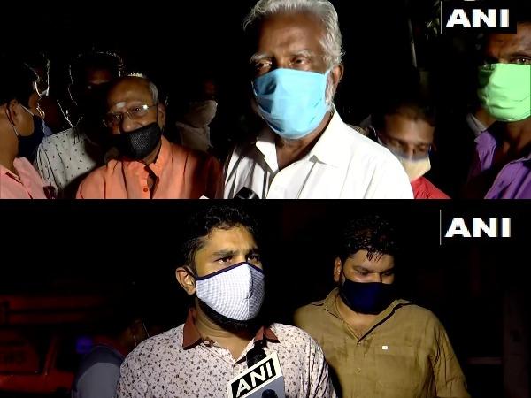 Kummanam Rajasekharan, BJP (Top) and VT Balram, Congress MLA (Photo/ANI)
