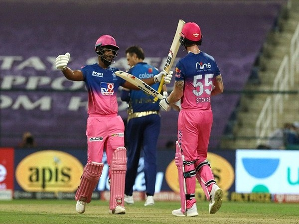 Sanju Samson and Ben Stokes (Image: BCCI/IPL)