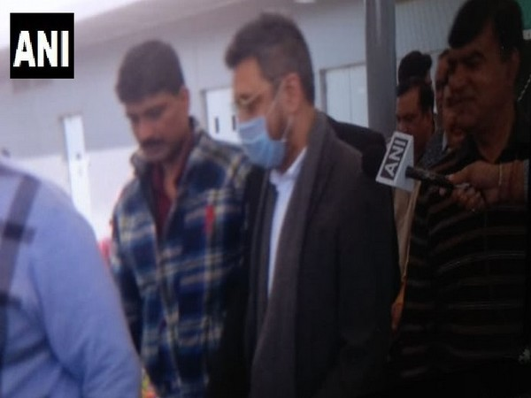 Sanjeev Chawla was presented before the court today after his extradition from London on Wednesday.