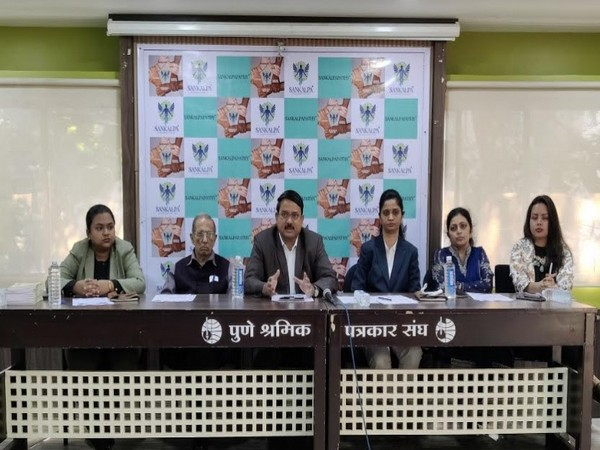 Sankalpa's Head of Research and Development Department Sharwari Dombe, Prof Subhash Patke, Dr P N  Kadam, Dr Apoorva Ahirrao, Dr Manisha Kadam, Dr Prachiti Punde