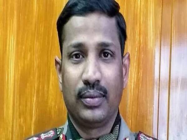 Galwan valley clash hero Col Santosh Babu.