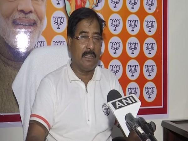 BJP MP Jagganath Sarkar. (Photo/ ANI)