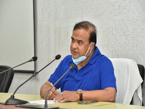 Assam Health Minister Himanta Biswa Sarma (Image courtesy: Twitter)