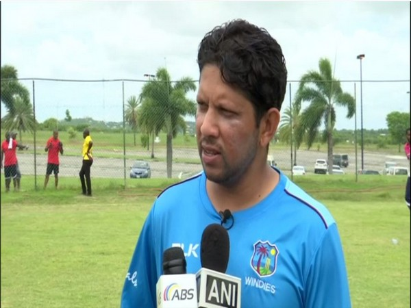 Former West Indies batsman Ramnaresh Sarwan. (file image)
