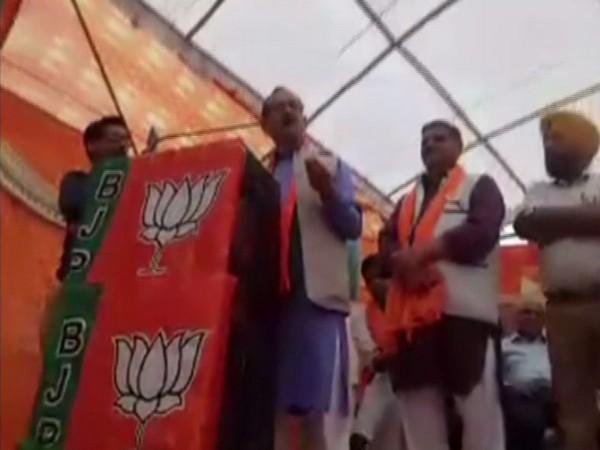 Himachal Pradesh BJP unit chief Satpal Singh Satti
