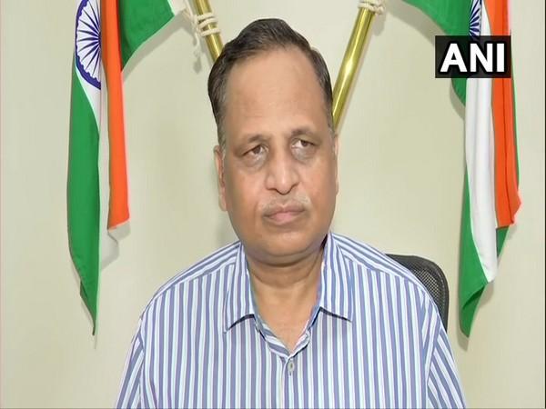 Delhi Health Minister Satyendra Jain (File Photo)