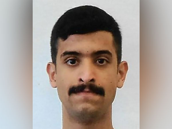Mohammed Alshamrani, the 21-year-old second lieutenant in the Saudi Arabian air force, who carried out the attack on the US naval air station in Pensacola on Friday.