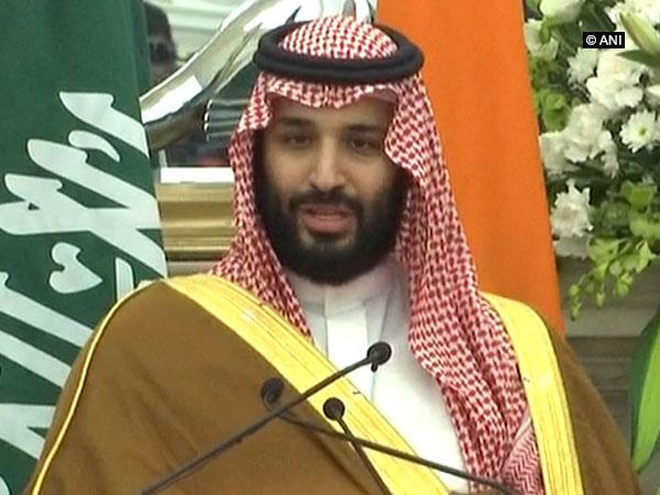 Saudi Crown Prince Mohammed bin Salman. (Photo/ANI)