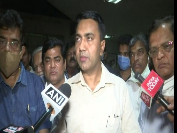 Chief Minister of Goa, Pramod Sawant  (File pic)