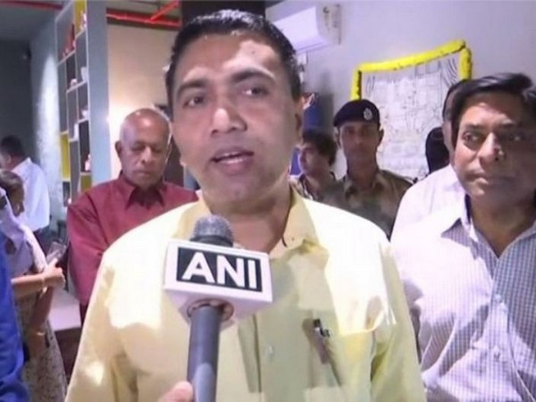 Goa's interest will be safeguarded in regard to Kalsa-Bhandura project, assures CM Sawant - ANI News