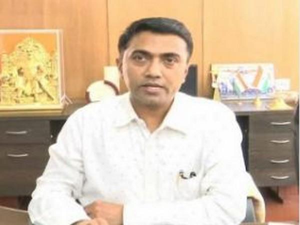Goa Chief Minister Pramod Sawant (Photo/ANI)