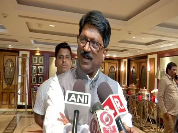 Shiv Sena MP Arvind Sawant (File photo)