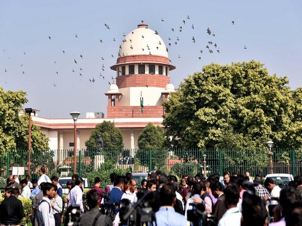 Supreme Court [File Photo/ANI]
