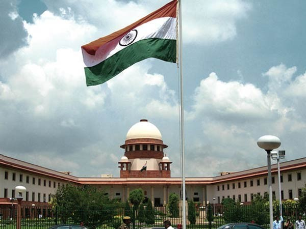 Supreme Court of India. Photo/ANI