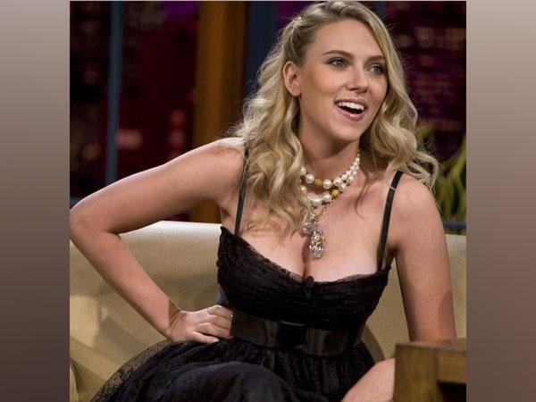 Scarlett Johansson (Image courtesy: Instagram)