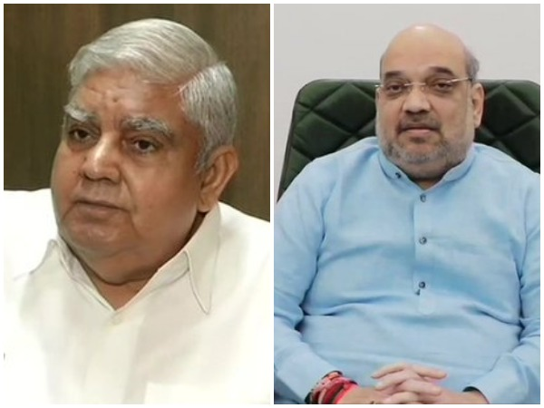 West Bengal Governor Jagdeep Dhankhar will meet Union Home Minister Amit Shah today.