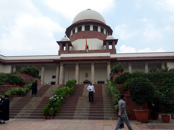 The Supreme Court of India (File pic)