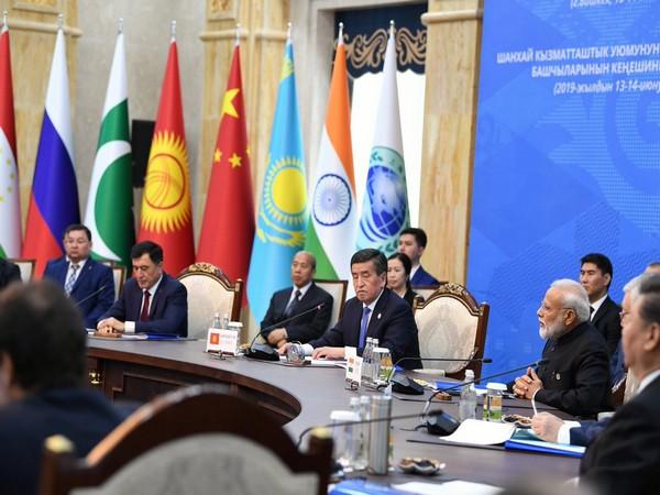 Prime Minister Narendra Modi at the SCO summit in Bishkek on Friday (Photo/Raveesh Kumar, MEA)