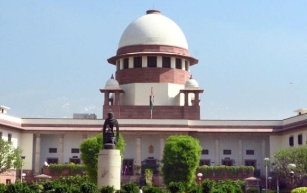 The Supreme Court of India. (File photo)