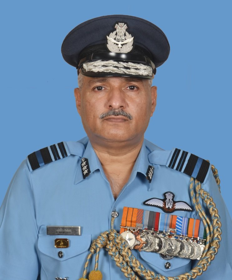 Air Marshal R Nambiar (File pic)