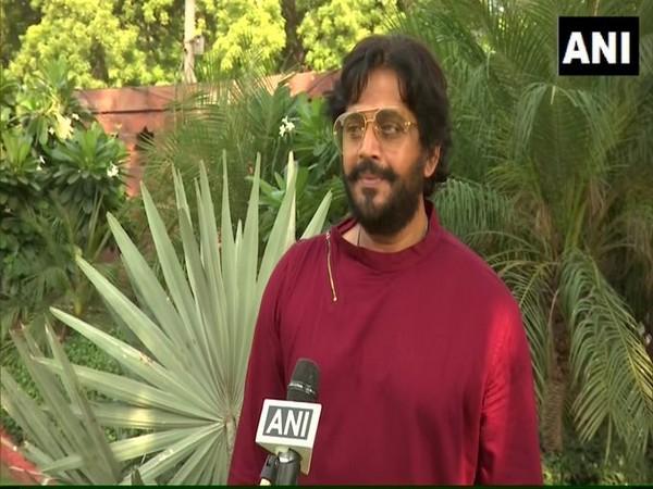 BJP MP from Gorakhpur Ravi Kishan (file photo)