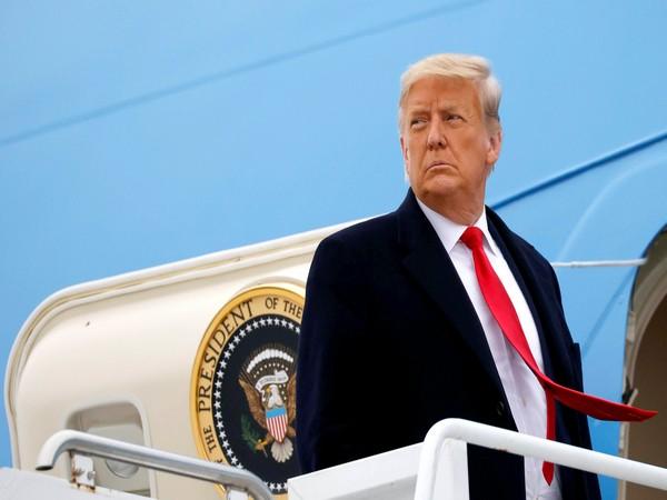 Former US President Donald Trump