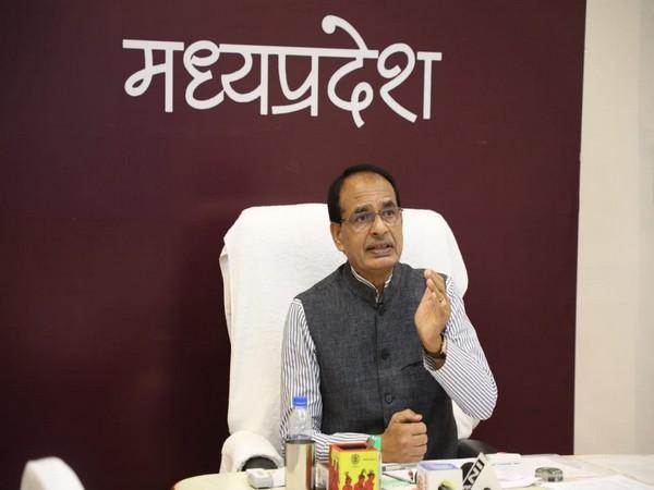 Madhya Pradesh Chief Minister Shivraj Singh Chouhan (Photo/Twitter)