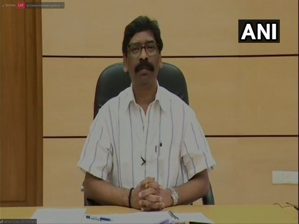 Jharkhand Chief Minister Hemant Soren (Photo/ANI).