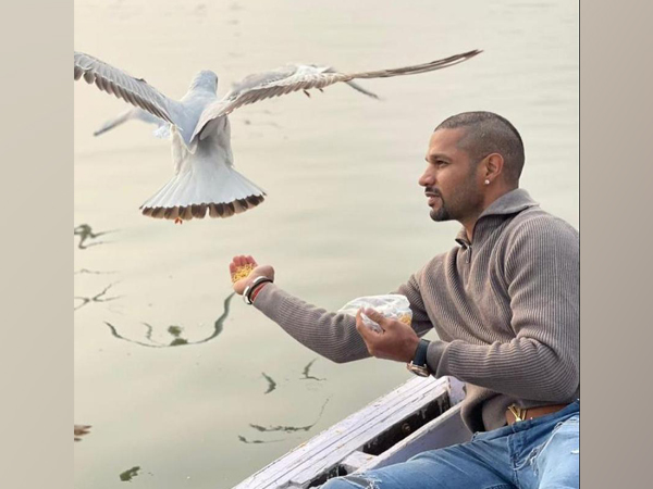 Shikhar Dhawan (Photo/ Shikhar Dhawan Instagram)