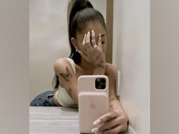 Ariana Grande (Image courtesy: Instagram)